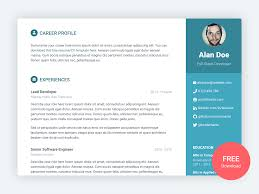 Orbit Free Bootstrap 4 Resumecv Template For Developers By