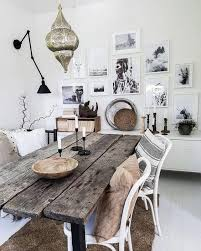 bohemian dining room boho decor ideas