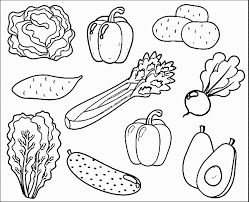Fruits Coloring Pages Pdf Plasticultureorg