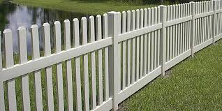 vinyl picket fences are beautiful and easy to maintain but cost more than wood