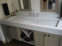 bathroom long bathroom sinks  trough sink  vanity bowls