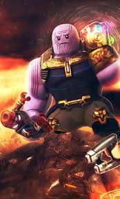LEGO Thanos iPhone Wallpapers - Top ...