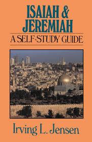 Isaiah Jeremiah Jensen Bible Self Study Guide Ebook By Irving L Jensen Rakuten Kobo