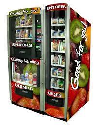 Credit Card Vending Machine Cool Amazon RS484848 Healthy Combo Entre'e Vending Machine W