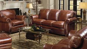 8 elegant leather sofas made in usa images