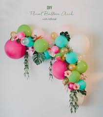 balloon garland arches our new obsession