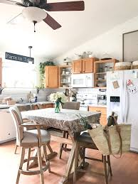 Kitchen Refresh Spring Kitchen Refresh Little Home Reloved