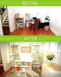 organizing ideas for home office. Contemporary For Home Office Organization Ideas Before  And After  And Organizing Ideas For Home Office O