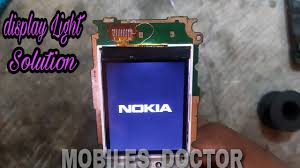 Nokia 108 Light Solution Without Transistor Nokia 108 Display Light Jumper 100 Solution By Mobiles Doctor