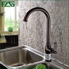 Rubbed Bronze Kitchen Faucet Oil Rubbed Bronze Kitchen Faucets Promotion Shop For Promotional
