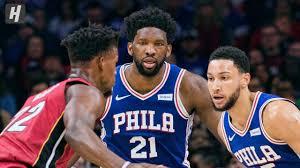 Miami Heat vs Philadelphia 76ers - Full ...