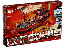 Le QG des ninjas LEGO® NINJAGO™ 71705 - Acheter vos jouets LEGO - Playin by  Magic Bazar