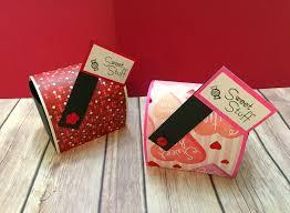 easy valentine mail box treat box tutorial