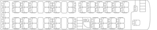 Coach Bus Seating Chart 49 Seat Luxury Coach Stewarts Coaches