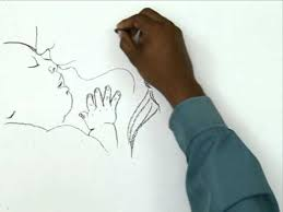How To Draw Mothers Love Youtube