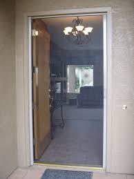 retractable screen doors. ClearView Retractable Screen Doors O