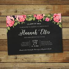 Create Your Own Graduation Invitations For Free Captivating Graduation Open House Invitations Design To Create Your
