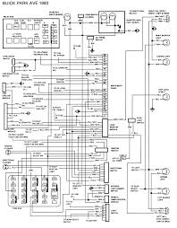repair guides wiring diagrams wiring diagrams autozone com 14 wiring schematic 1993 buick park avenue continued