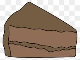 chocolate cake slice clip art. Slice Of Chocolate Cake Clip Art Throughout