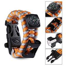 police watches on police watches for men women elephant outdoor paracord bracelet 4 colors 3 sizes