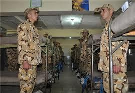 لباس آموزشی نیروی زمینی ارتش