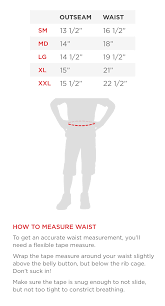 Youth Baseball Pants Size Chart