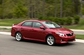 toyota corolla sport 2009 red - Google Search | Cars | Pinterest ...