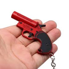 Announced via twitter, the pubg flare gun event mode predictably features flare guns, which were implemented into the game in order to test them out last week. Hsic Game Playerunknown S Battlegrounds Pubg Keychain Flare Gun Metal Pendant Keyring Holder Fans Men Cosplay Jewelry Hc12860 Key Chains Aliexpress
