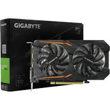 <b>Видеокарта GIGABYTE GeForce</b>® <b>GTX</b> 1050 Ti OC 4 Гб GDDR5 ...