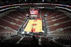 Louisville Cardinals Basketball Seating Chart Louisville Basketball Kfc Yum Center Seating Chart