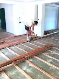 installing floor tile over plywood tiling a floor over plywood plywood over concrete floor installing engineered
