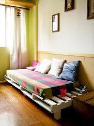 Estudio De Arquitectura De Interior Beleko Beleko Decoracion Sofa Cama Con Palets