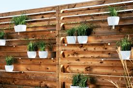 fence planter 16
