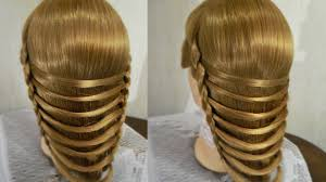 Easy Hair Style For Girl pretty easy hairstyle tutorial video dailymotion 6906 by wearticles.com
