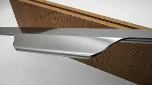 kitchen cabinet door handle long handle aluminum profile handle