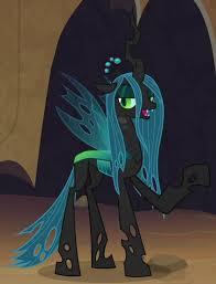 Queen Chrysalis My Little Pony Friendship Is Magic Wiki Fandom