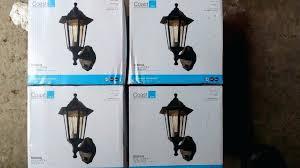 full size of half lantern outdoor wall light with pir asd led sensor white outside coach