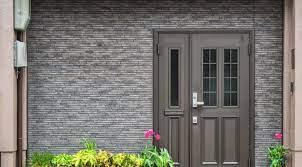 can you paint a fiberglass door paint