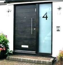 wood entry doors with glass modern exterior doors framed glass and dark wood front wood exterior wood entry doors