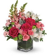 teleflora s garden girl bouquet