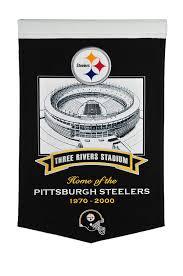 Steelers Applique Design Fan Shop Winning Streak Nfl Pittsburgh Steelers Man Cave