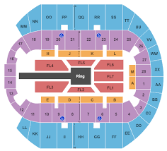 Owensboro Sportscenter Seating Chart Wwe Live Sunday September 09th At 19 00 00 At Mississippi