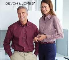 Devon Jones Size Chart Stitch Logo