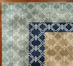 pottery barn brandon rug craigslist blue look alike