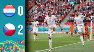 Olanda 0-2 Repubblica Ceca   Highlights - EURO 2020 - YouTube