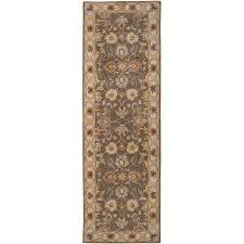 artistic weavers john taupe 3 ft x 12 ft runner rug