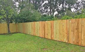 wood privacy fence jacksonville fence