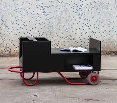 furniture with wheels. Furniture With Wheels Is New Concept For Urban Dwellers G