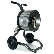 harbor freight garden hose reel garden hose cart portable garden hose reel cart reels on wheels