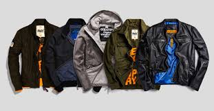 the sun is almost back and it s almost time to toss your winter coat aside and bring out a more lightweight option ers bikers harringtons and blazers